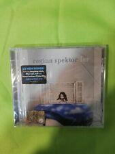 REGINA SPEKTOR - FAR - SEALED  CD
