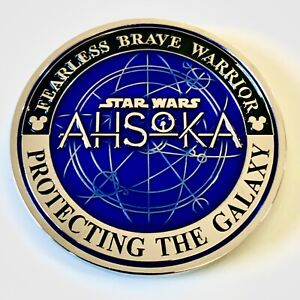 Disney Security Challenge Coin - Star Wars Challenge Coin -