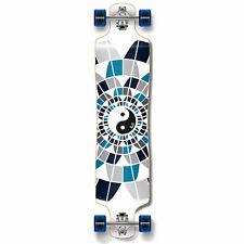 Yocaher Lowrider Longboard Complete - Yin Yang