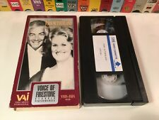 Presenting Joan Sutherland Opera Music VHS 1963 Voice Of Firestone Performances