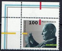 1827 ** BRD 1995,  Paul Hindemith ELO