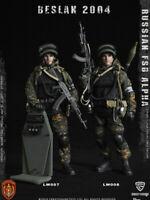 Pre-order 1/12 Crazy Figure Russian Alpha Special Forces LW007 LW008 Figure