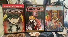 DVD: Armitage III - Complete Collection + OVA Takuya Satô, Satoshi Saga, Hiroy.