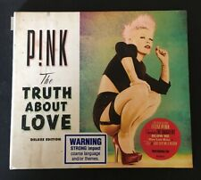 PINK 'THE TRUTH ABOUT LOVE' DELUXE EDITION Cd Album 2010