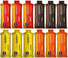 GU Liquid Energy Gel | Pack especial prueba | 12 x 60g | Ideal para deportistas