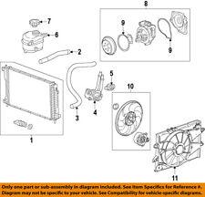 GM OEM-Engine Water Pump 12630084