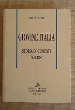 GIOVINE ITALIA - ALDO CHIARLE - LINO SALVINI EDITORE - 2002