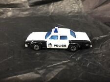 Matchbox Superfast No 10 Plymouth Gran Fury 1979 England Lesney Products Police