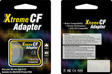 EXTREME SDHC SDXC WIFI SD TO CF COMPACT FLASH TYPE II ADAPTER CONVERTER