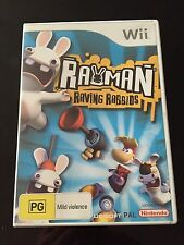 Nintendo WII  Ray man - Raving Rabbids