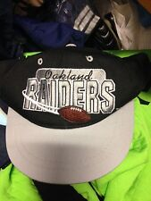 OAKLAND RAIDERS HAT STARTER YOUTH AT £7 BNWL