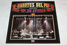 Genesis - Gigantes Del Pop (From Genesis To Revelation) (1981 Import Vinyl Lp)