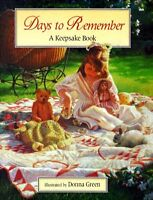 Days to Remember: A Keepsake Book for Birthdays, Anniversaries & Special Occasio