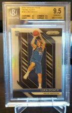 2018-19 Panini Silver Prizm Luka Doncic RC BGS 9.5 GEM MINT