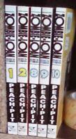 Zombie Loan 1-2, 8-10 Lot of 5 Shonen Manga, English, 16+, Peach-Pit