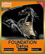 Animal Element Foundation Detox 12# Joint Support, Improve Top Line, Hoof Growth