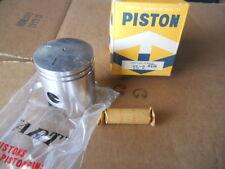 NOS ART Yamaha Piston w Pin and Circlips STD Standard L5T YL2 166-11631-01-96