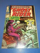 Ghost Rider #5 Silver age Rider FVF Beauty Wow JP