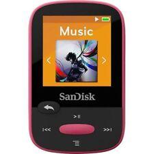 SanDisk Clip Sport Pink (8GB) Digital Media Player