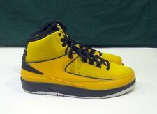 NEW Air Jordan 2 Retro Qf 'Candy Pack' Yellow - 395709 701  Size 8.5-8