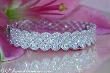 Armbänder aus Weißgold mit Diamant für Damen
