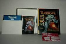 TURRICAN GIOCO USATO OTTIMO STATO COMMODORE 64 EDIZIONE INGLESE FR1 52771