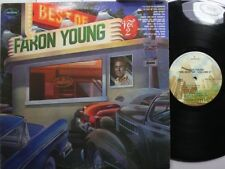 Country Lp Faron Young The Best Of/Vol. 2 On Mercury