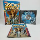 Zoo Tycoon: Pc Computer Game By Microsoft With Manual
