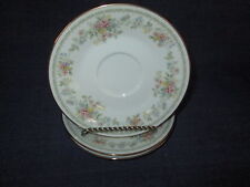 Noritake Memory SAUCERS LOT of TWO 2  have more items to this set