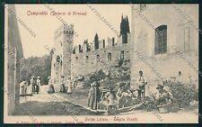 Firenze Fiesole Compiobbi Borgo Letizia cartolina QQ2310