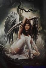 "ANGEL Flag/ Tapestry/ Fabric Poster  ""Defender""     NEW"