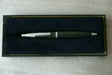 ALFRED DUNHILL AD2000 CARBON FIBER BALL POINT PEN A VINTAGE COLLECTABLE CLASSIC