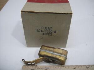 NOS OEM Genuine Ford 1958 59 Fairlane Galaxie?  Holley Carb Float B7A-9550-B