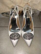 Badgley Mischka Wedding Shoes Size 7