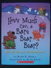 How Much Can a Bare Bear Bear? What Are Homonyms a