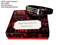 Men Bracelet Customised Medical Alert Diabetic Epilepsy Allergy Engraved ID