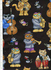 dan morris ~ COOL JAZZ CATS ~ rare & oop! bongos saxophone double bass trumpet