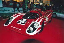 Porsche Rennwagen Foto ca. 10 x 15 cm Sammlungsauflösung - ds943e