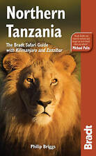 Northern Tanzania, 2nd: The Bradt Safari Guide with Kilimanjaro and-ExLibrary