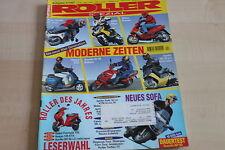 152221) Suzuki AY 50 Katana Vespa ET2 Gilera Runner - Roller 04/1997