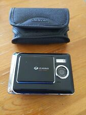 I.T. WORKS DSC-538 5.1MP Compact Digital Camera with original case.