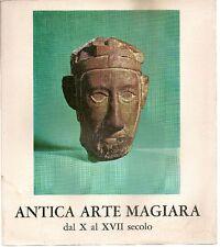 AA. VV., Antica arte magiara. Dal X al XVII secolo