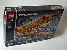 Lego® Technic 8421 - Pneumatik Kranwagen 1884 Teile 11-16 Jahren - Neu