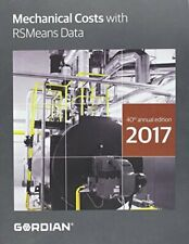 Mechanical Costs with RSMeans Data (Means Mechanical Cost Data) Book The Fast