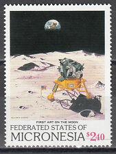 Micronesia Nr. 141** 20th anniversary of the moon landing / Lunar Module