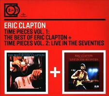Time Pieces Vol. 1: The Best of Eric Clapton + Time Pieces Vol. 2: Live In...