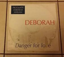 Deborah – Danger For Love - Lombardoni Publishings LMB 007 - 1985 - RARO -