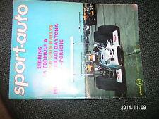 !! Sport auto n°97 Brabham BT 33 McLaren M14A V.W Porsche 914-4 Ferrari 365 GTB-