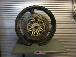 HONDA vtr firestorm 2003 wheel and disc