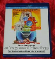 A BOY AND HIS DOG (Apocalypse 2024) US Shout Factory Collector's Edition Blu-ray